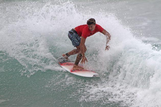Yagê Araújo, Rio Surf Pro Brasil 2018, Macumba (RJ). Foto: Pedro Monteiro.