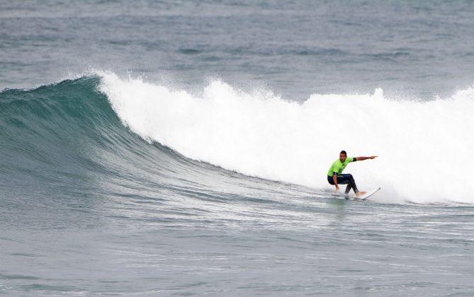 Yan Guimarães, Rio Surf Pro Brasil 2018, Macumba (RJ). Foto: Pedro Monteiro.