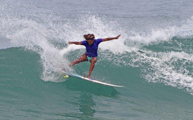 Yanca Costa, Rio Surf Pro Brasil 2018, Macumba (RJ). Foto: Pedro Monteiro.