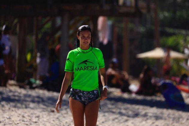 Chantalla Furlaneto. CBSurf Pro Tour 2018, Praia de Maresias (SP). Foto: Aleko Stergiou