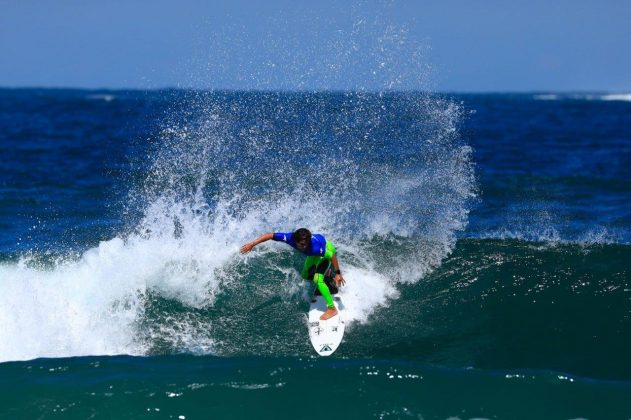 Daniel Adisaka. CBSurf Pro Tour 2018, Praia de Maresias (SP). Foto: Aleko Stergiou