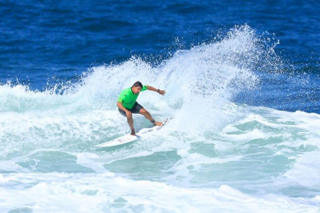 Danilo Costa. CBSurf Pro Tour 2018, Praia de Maresias (SP). Foto: Aleko Stergiou