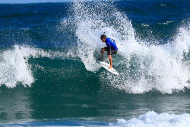 Eric Bahia. CBSurf Pro Tour 2018, Praia de Maresias (SP). Foto: Aleko Stergiou