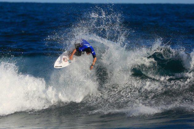 Flavio Nakagima. CBSurf Pro Tour 2018, Praia de Maresias (SP). Foto: Aleko Stergiou