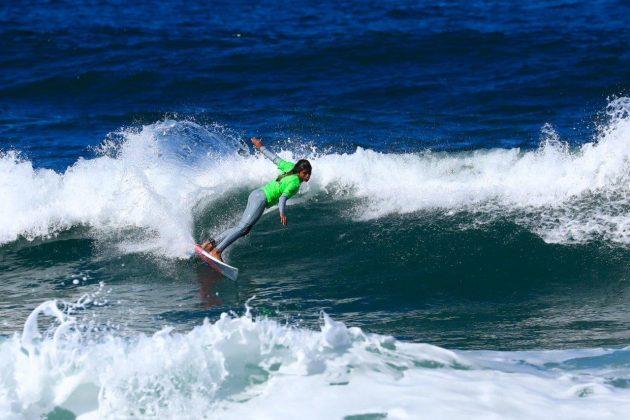 Julia Duarte. CBSurf Pro Tour 2018, Praia de Maresias (SP). Foto: Aleko Stergiou