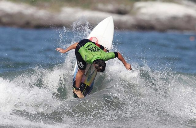 Kainan Meira, Surfuturo Groms 2018, Atalaia, Itajaí (SC). Foto: Basilio Ruy/P.P07.