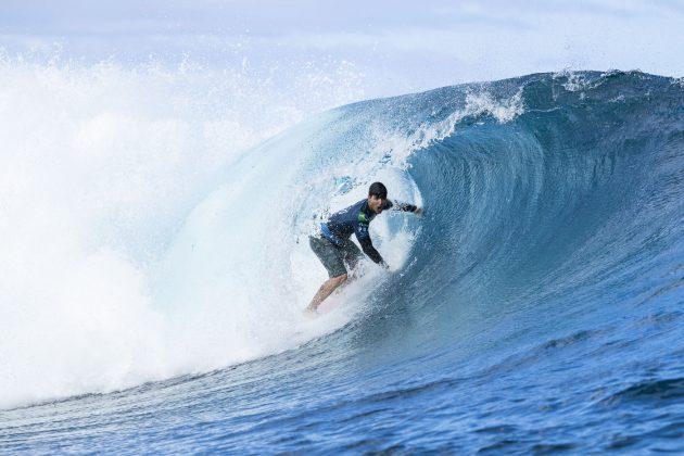 Gabriel Medina, Tahiti Pro 2018, Teahupoo. Foto: WSL / Cestari.