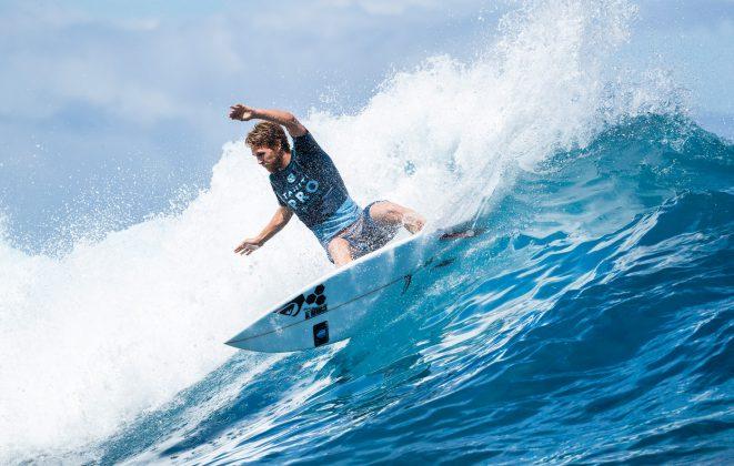 Jessé Mendes, Tahiti Pro 2018, Teahupoo. Foto: WSL / Cestari.
