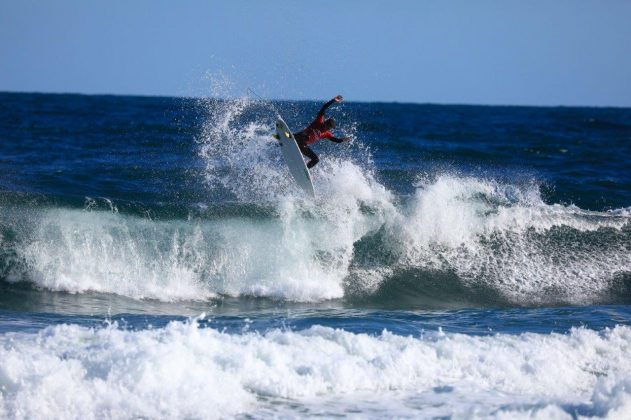 Renan Argemiro. CBSurf Pro Tour 2018, Praia de Maresias (SP). Foto: Aleko Stergiou