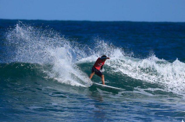 Renan Pulga. CBSurf Pro Tour 2018, Praia de Maresias (SP). Foto: Aleko Stergiou