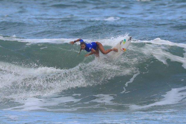 Tainá Hinckel, CBSurf Pro Tour 2018, Maresias, São Sebastião (SP). Foto: Aleko Stergiou.