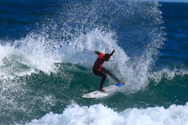 Tamaê Bettero. CBSurf Pro Tour 2018, Praia de Maresias (SP). Foto: Aleko Stergiou