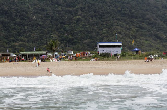 Rio Surf Pro Brasil 2018, Grumari, Rio de Janeiro (RJ). Foto: Pedro Monteiro.