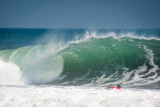 UR ISA World Surfing Games 2018, Long Beach, Tahara, Japão. Foto: ISA / Sean Evans.