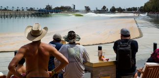 Gabarito do surfe moderno