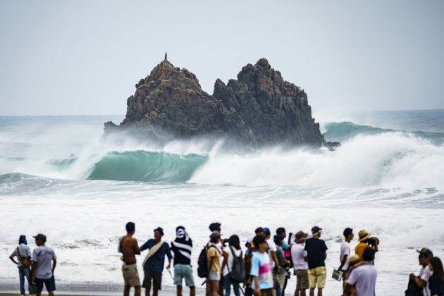UR ISA World Surfing Games 2018, Long Beach, Tahara, Japão. Foto: ISA / Ben Reed.