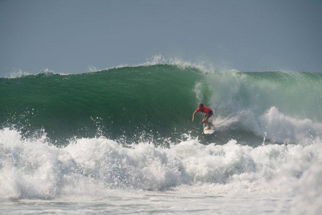 Adin Masencamp, UR ISA World Surfing Games 2018, Long Beach, Tahara, Japão. Foto: ISA / Sean Evans.