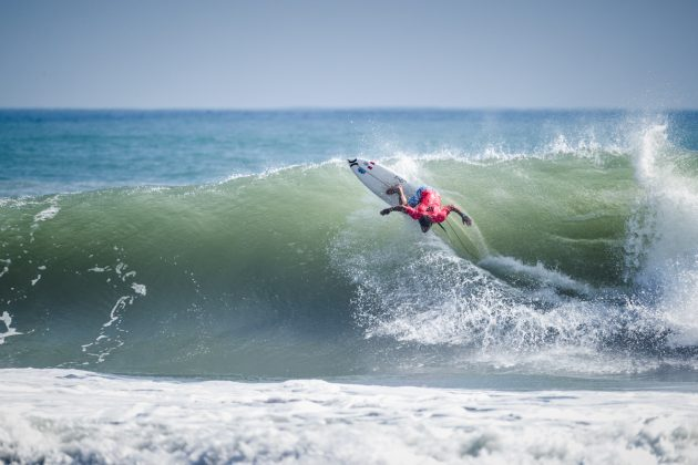 Alonso Correa, UR ISA World Surfing Games 2018, Long Beach, Tahara, Japão. Foto: ISA / Ben Reed.