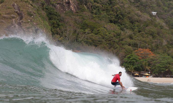 Anselmo Correia. Rio Surf Pro Brasil 2018, Grumari, Rio de Janeiro (RJ). Foto: Pedro Monteiro