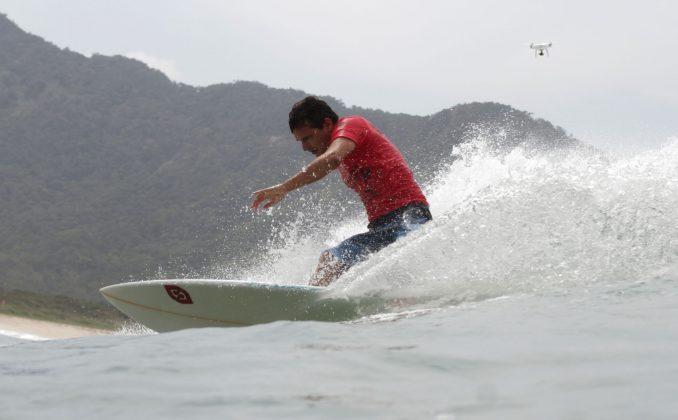 Anselmo Correia, Rio Surf Pro Brasil 2018, Grumari, Rio de Janeiro (RJ). Foto: Pedro Monteiro.