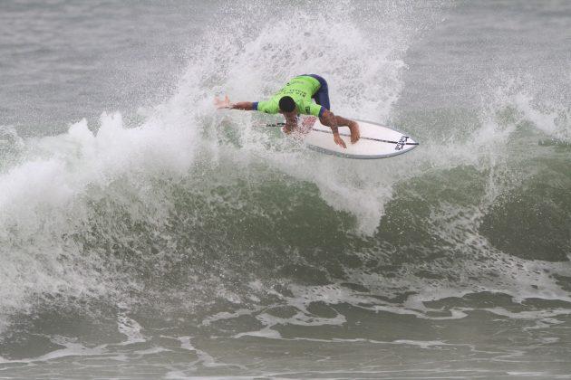 Felipe Frajola. Rio Surf Pro Brasil 2018, Grumari, Rio de Janeiro (RJ). Foto: Pedro Monteiro