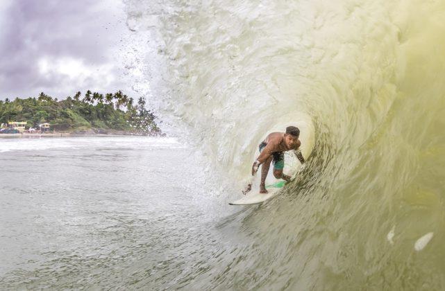 Félix Martins. Praia da Tiririca, Itacaré (BA). Foto: Fabriciano Jr. / Survive Photos
