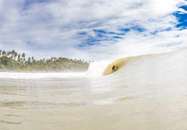 Praia da Tiririca. Itacaré (BA). Foto: Fabriciano Jr. / Survive Photos