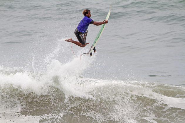 Gabriel Popo. Rio Surf Pro Brasil 2018, Grumari, Rio de Janeiro (RJ). Foto: Pedro Monteiro
