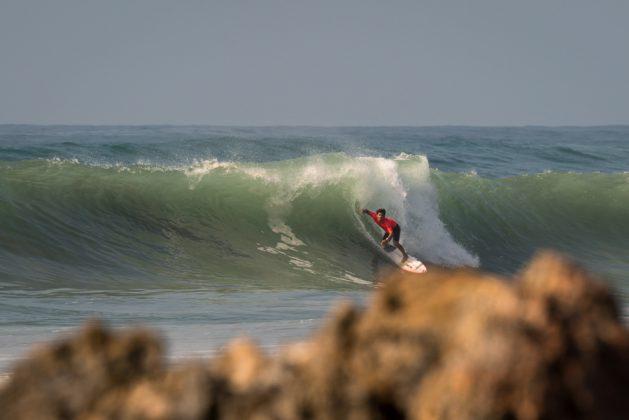 Hiroto Ohara, UR ISA World Surfing Games 2018, Long Beach, Tahara, Japão. Foto: ISA / Sean Evans.