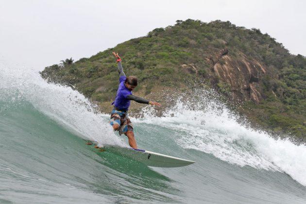 João Castanho. Rio Surf Pro Brasil 2018, Grumari, Rio de Janeiro (RJ). Foto: Pedro Monteiro