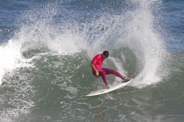 João Marinho, Rio Surf Pro, Grumari, Rio de Janeiro (RJ). Foto: Pedro Monteiro.