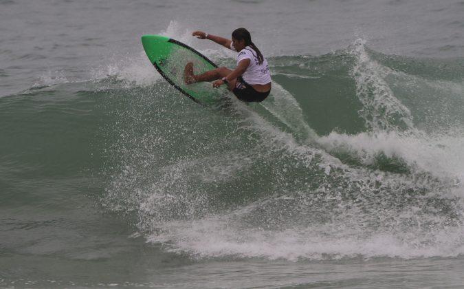 Kayane Reis. Rio Surf Pro Brasil 2018, Grumari, Rio de Janeiro (RJ). Foto: Pedro Monteiro