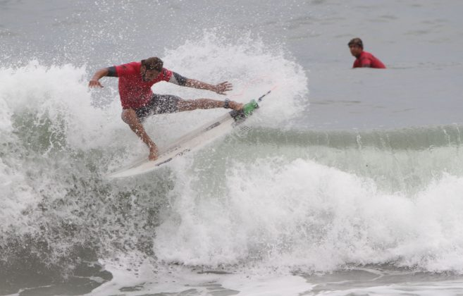 Lucas Chianca, Rio Surf Pro Brasil 2018, Grumari, Rio de Janeiro (RJ). Foto: Pedro Monteiro.