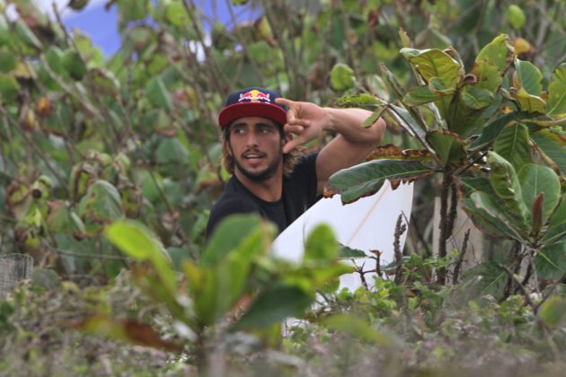 Lucas Chianca. Rio Surf Pro Brasil 2018, Grumari, Rio de Janeiro (RJ). Foto: Pedro Monteiro