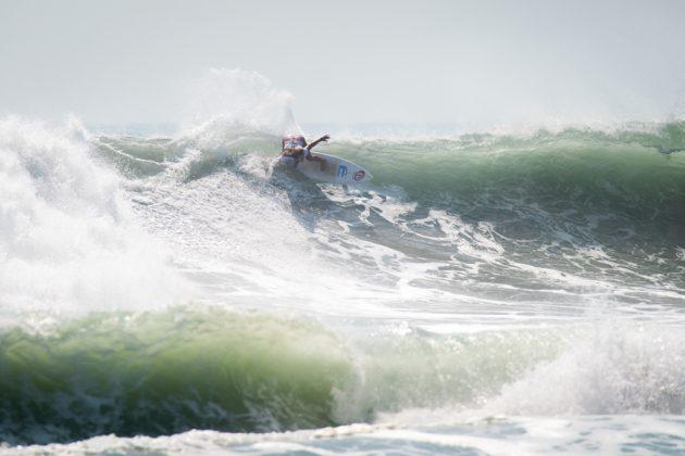 Lucia Cosoleto, UR ISA World Surfing Games 2018, Long Beach, Tahara, Japão. Foto: ISA / Sean Evans.