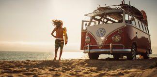 Califórnia homenageia o surfe