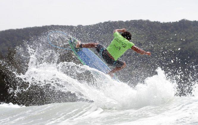 Mateus Farias. Rio Surf Pro Brasil 2018, Grumari, Rio de Janeiro (RJ). Foto: Pedro Monteiro