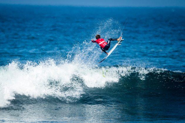 Mateus Herdy, Pantin Classic Pro 2018, Galícia, Espanha. Foto: WSL / Poullenot.