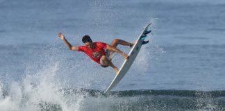 Renan Castro foca no título