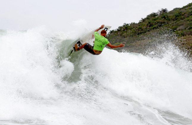 Stephan Figueiredo. Rio Surf Pro Brasil 2018, Grumari, Rio de Janeiro (RJ). Foto: Pedro Monteiro