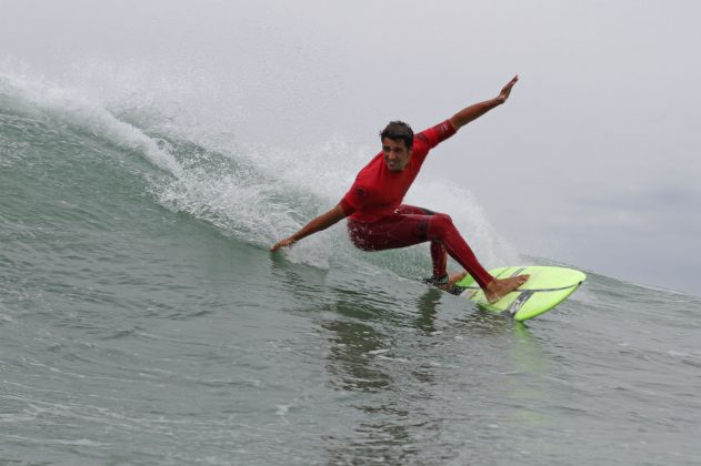 Thomaz Alvarez. Rio Surf Pro Brasil 2018, Grumari, Rio de Janeiro (RJ). Foto: Pedro Monteiro