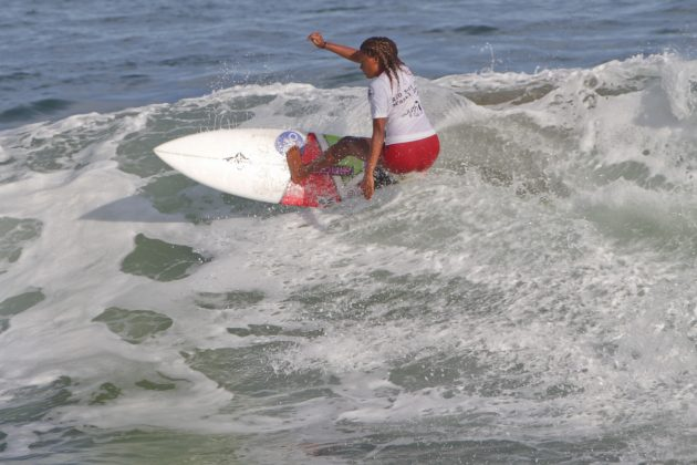 Yanca Costa, Rio Surf Pro, Grumari, Rio de Janeiro (RJ). Foto: Pedro Monteiro.