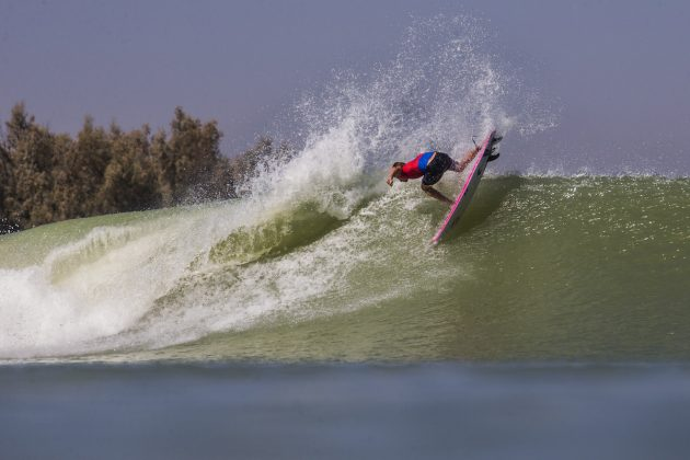 Kolohe Andino, Surf Ranch Pro 2018, Lemoore, Califórnia (EUA). Foto: WSL / Rowland.