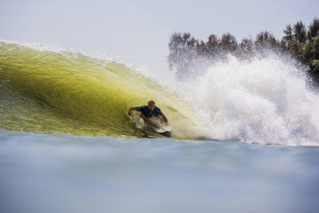 Adrian Buchan, Surf Ranch Pro 2018, Lemoore, Califórnia (EUA). Foto: WSL / Rowland.