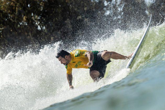 Willian Cardoso, Surf Ranch Pro 2018, Lemoore, Califórnia (EUA). Foto: WSL / Cestari.