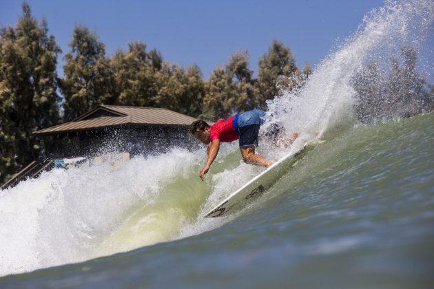 Conner Coffin, Surf Ranch Pro 2018, Lemoore, Califórnia (EUA). Foto: WSL / Rowland.