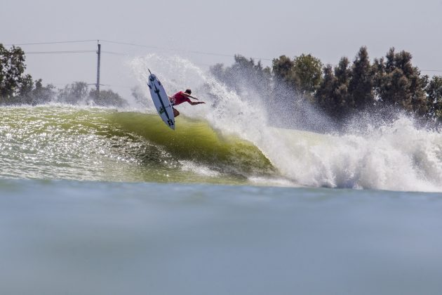 Griffin Colapinto, Surf Ranch Pro 2018, Lemoore, Califórnia (EUA). Foto: WSL / Rowland.