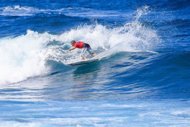 Fabio Gouveia, World Masters Championship 2018, Açores, Portugal. Foto: WSL / Masurel.