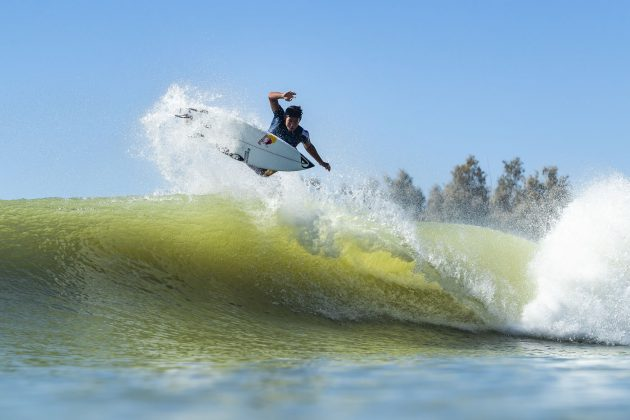 Kanoa Igarashi, Surf Ranch Pro 2018, Lemoore, Califórnia (EUA). Foto: WSL / Cestari.