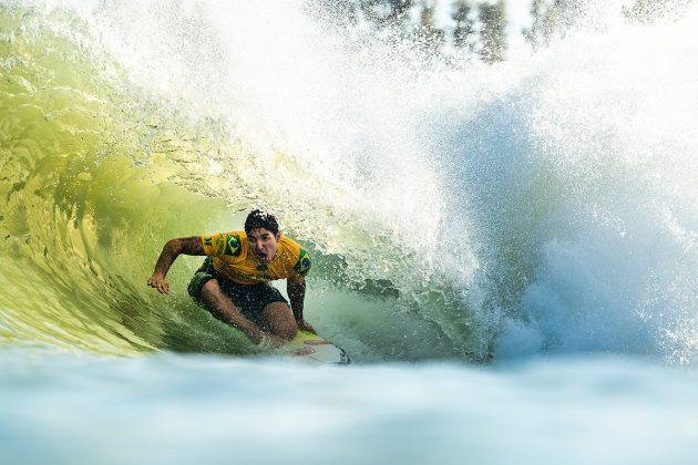 Gabriel Medina, Surf Ranch Pro 2018, Lemoore, Califórnia (EUA). Foto: WSL / Cestari.